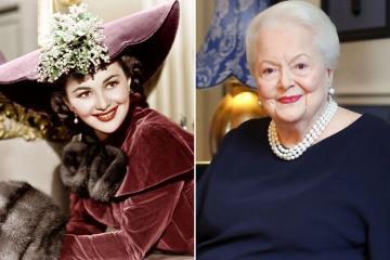 Звезда «Унесенных ветром» Оливия Де Хэвилленд умерла в возрасте 104 лет