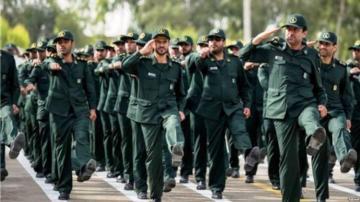 В Иране проводятся крупномасштабные военные учения
