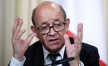 Глава МИД: Франция приложит все усилия для политического решения карабахского конфликта