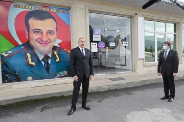 Президент Ильхам Алиев дал поручение по увековечению памяти генерала Полада Гашимова