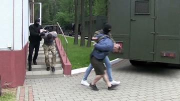 Задержанные под Минском россияне направлялись в Стамбул