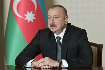 Ильхам Алиев: Посредством ВОЗ мы окажем поддержку 15 наиболее нуждающимся в помощи странам