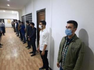 Bakıda əyləncə salonlarında karantin qaydaları pozulub, 25 nəfər saxlanılıb