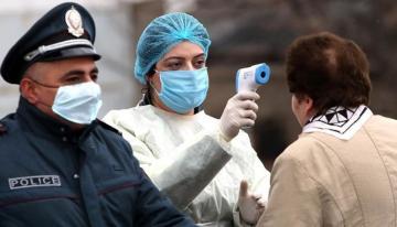 За минувшие сутки в Армении выявлено 517 новых случаев заражения коронавирусом, 19 человек умерли