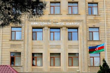 Названо число учащихся, которые закончат бакинские школы в этом учебном году