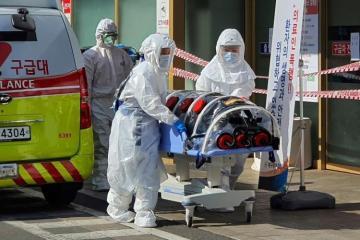 Число умерших от коронавируса во Франции достигло 28,9 тысячи