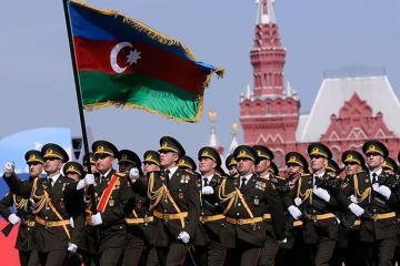 Azərbaycan hərbçiləri Moskvada keçiriləcək hərbi paradda iştirak edəcək