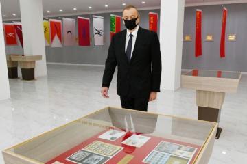 """Prezident İlham Əliyev: """"İndiki Ermənistanın toponimlərinin mütləq əksəriyyəti Azərbaycan mənşəlidir"""""""