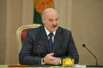 Belarusian President Alexander Lukashenko dismisses government