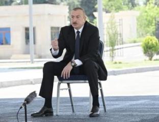 Президент Ильхам Алиев: Территория нынешней Республики Армения – древняя азербайджанская земля