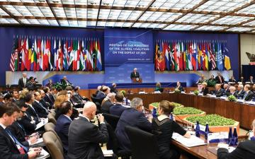 Virtual meeting of FMs of Global Coalition to Defeat ISIS to be held