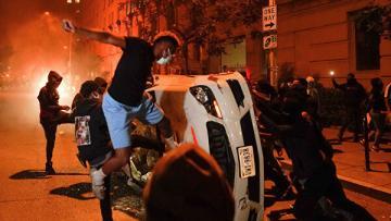 В ООН обеспокоены приравниванием протестующих к террористам в США