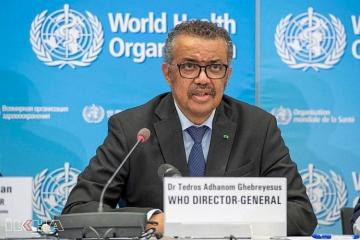 "WHO Director-General: ""COVID-19 challenges our achievements"""