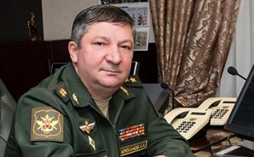Суд продлил арест замначальника Генштаба ВС России
