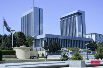Azerbaijani Parliament's next meeting scheduled for June 12