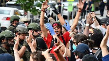Генпрокурор США заявил об «иностранном вмешательстве» в протесты в стране