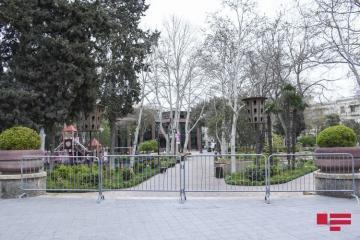 В Баку, Сумгайыте, Гяндже, Лянкяране и Абшеронском районе гражданам запрещается выходить из дома до 8 июня
