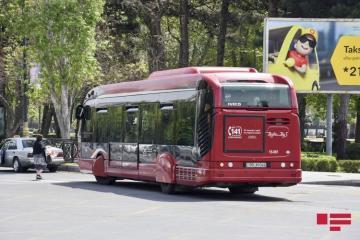 В Баку, Сумгайыте, Гяндже, Лянкяране и Абшеронском районе запрещено движение общественного транспорта и автомобилей