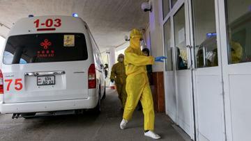 В Армении выявили первый случай коронавируса среди заключенных