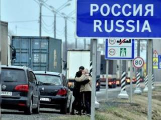 Russia partly opens borders