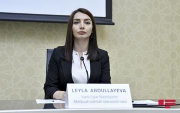 Представитель МИД: Для расследования кампании по очернению сделано обращение в СГБ