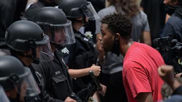 Трамп возмутился предложением лишить полицию финансирования