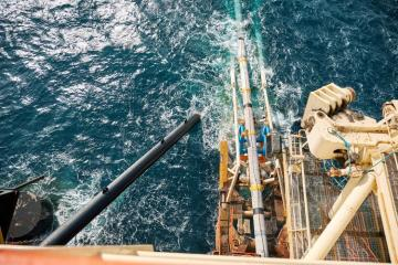 Construction of offshore section of TAP gas pipeline completed