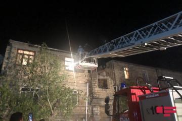 В Сумгайыте в жилом здании произошло обрушение - [color=red]ФОТО[/color] - [color=red]ОБНОВЛЕНО[/color]