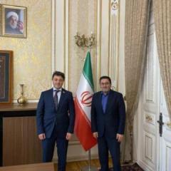 Iranian Ambassador to Azerbaijan meets with Tural Ganjaliyev