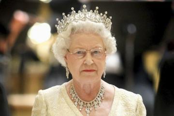 Azerbaijani President congratulates Queen Elizabeth II