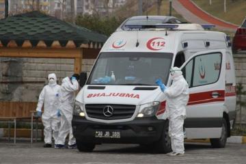 В Турции количество заразившихся коронавирусом превысило 174 тысяч человек