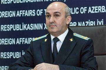 Eldar Sultanov appointed to a new position