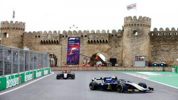Formula-1 Azerbaijan Grand Prix officially cancelled