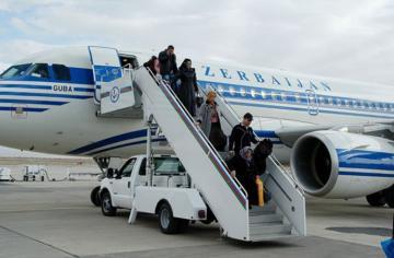 На авиарейсы в Нахчыван будут допускаться лишь пассажиры с отрицательным результатом теста на коронавирус
