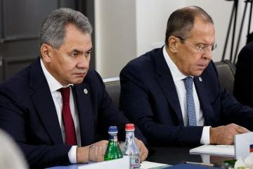Lavrov and Shoygu to visit Turkey tomorrow