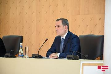 """Jeyhun Bayramov: """"The way of thinking of the military-political leadership of Armenia is the way of thinking of terrorists"""""""