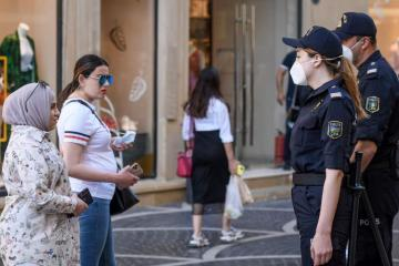 Baku Police addresses to citizens