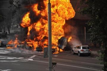 В Китае число погибших при взрыве автоцистерны достигло 19 человек - [color=red]ВИДЕО[/color] - [color=red]ОБНОВЛЕНО[/color]