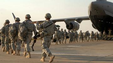 Американскую базу в Ираке обстреляли ракетами