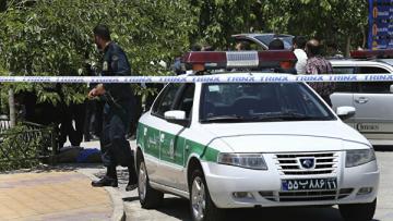 В Иране семь человек погибли при столкновении двух автомобилей