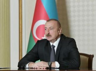 Президент Ильхам Алиев: Хорошие результаты дают наши совместные усилия против пиратства