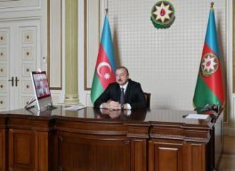 Президент Азербайджана: Мы позиционируем себя как надежный член международного сообщества