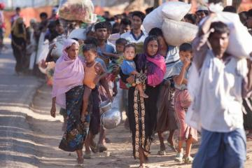 UNHCR: 1 per cent of humanity displaced