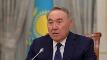 Former Kazakh President Nazarbayev tests positive for coronavirus