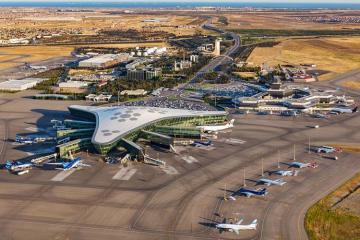 Для граждан Израиля запланирован вывозной рейс из Баку