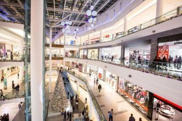 В восьми городах и районах с 21 июня до 5 июля будет приостановлена деятельность крупных торговых центров