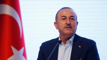 """Çavuşoğlu: """"Bütün məsələlərdə olduğu kimi, Qarabağ problemində də qardaş Azərbaycanın yanındayıq"""""""
