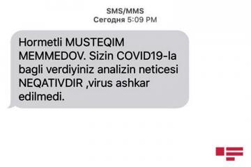 """İcra başçısı: """"Koronovirusa yoluxmağım barədə yayılan xəbər yalandır"""""""