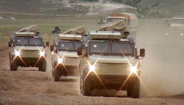 Azerbaijan Army's Units conducted exercises in mountainous terrain - [color=red]VIDEO[/color]
