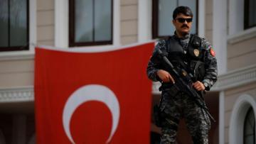 В Турции задержали четырех человек за шпионаж в пользу Франции